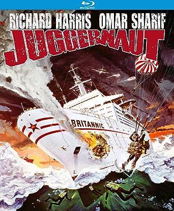 Amazon.com: Juggernaut [Blu-ray]: Richard Harris, Omar Sharif ...