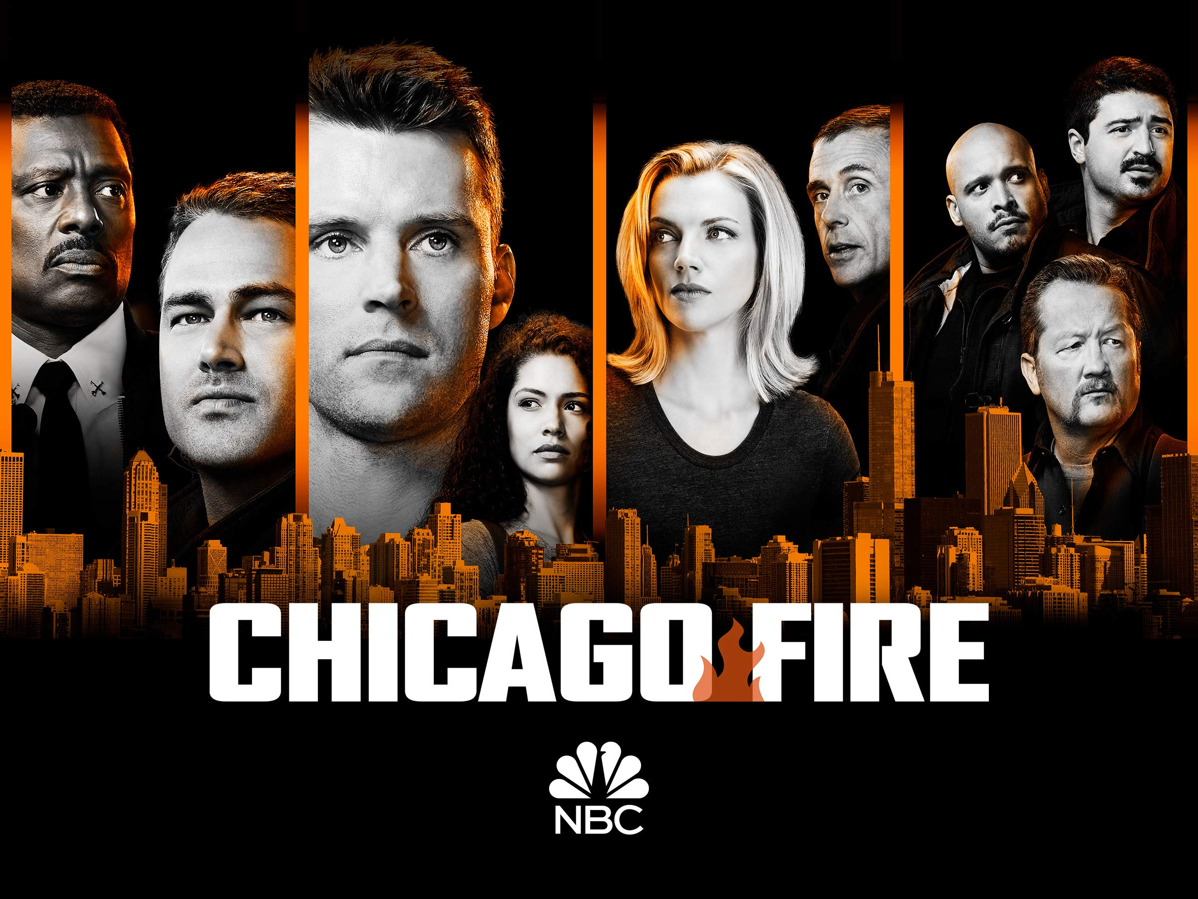 Amazoncom Chicago Fire Season 5 Charlie Barnett