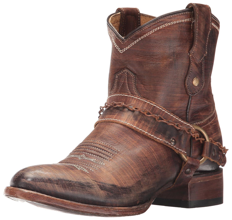 Roper Women's Selah Western Boot B06WWR3WSJ 9 D US|Brown Leather