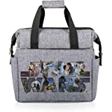 Lucas Star Wars Celebration 2019 OTG Lunch Tote, Heathered Gray