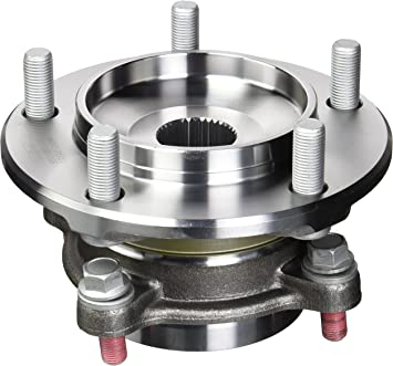 Bodeman Pair 2 Front Wheel Hub and Bearing Assembly for 2008-2018 Toyota Sequoia// 2007-2018 Toyota Tundra Pickup Truck 4WD ONLY