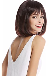 WIG ME UP ® - YZF-4366-2/33 Peluca mujer pelo liso