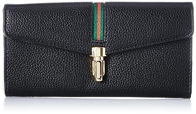 Alessia74 Women's Wallet (Black)