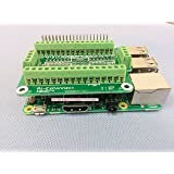 Alchemy Power Inc. Pi-EzConnect. Raspberry Pi 2 and Raspberry Pi 3 GPIO connector. A HAT to connect GPIOs and sensors to Raspberry a Pi-2 or Pi-3.