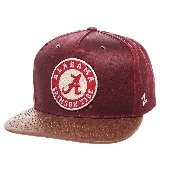 d31a7492 NCAA Alabama Crimson Tide Adult Men Tribute Heritage Collection Hat,  Adjustable, Team Color/