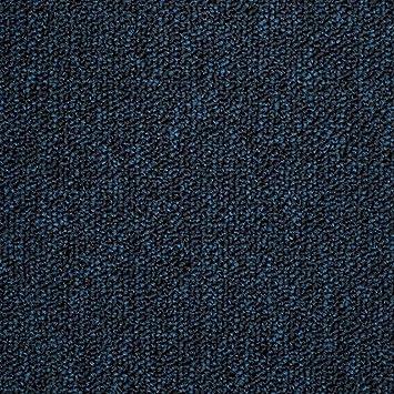 Nylon 20 Blue Flor Vertrag Home Office Teppichfliesen Amazonde
