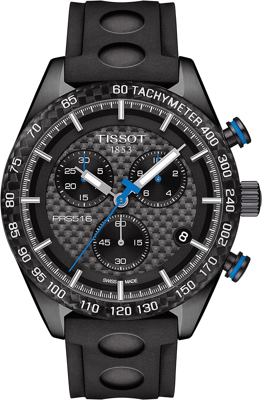 Tissot PRS516Cronógrafo de t1004173720100reloj para hombres del reloj