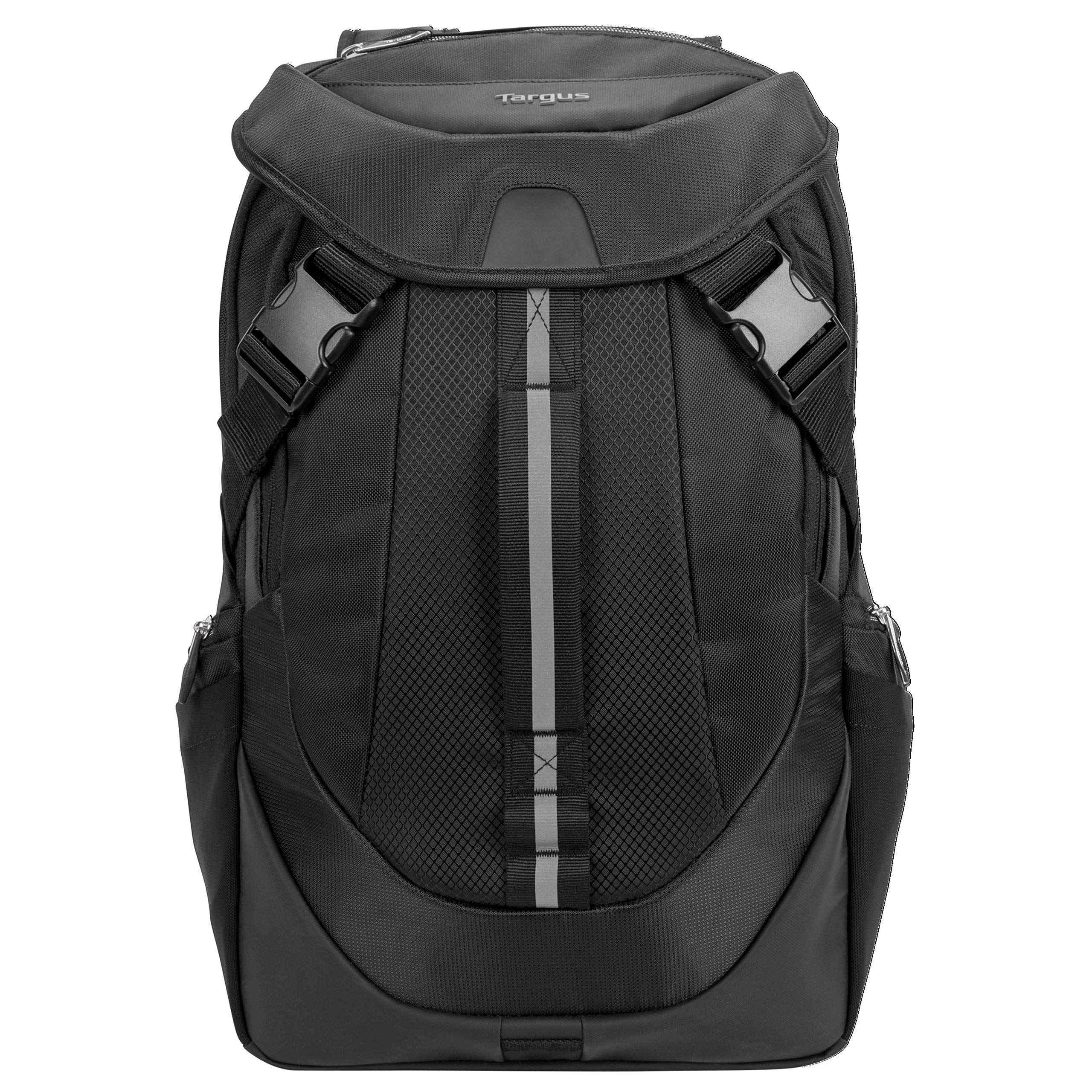 Targus Voyager II Travel and Commuter Business Backpack for 17.3-Inch Laptop, Black (TSB953GL) by Targus