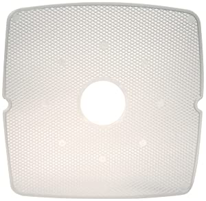 NESCO SQM-2-6, Clean-a-Screen Tray for Square Dehydrators FD-80 and FD-80A, Set of 2