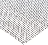 Aluminum Woven Mesh Sheet, Unpolished
