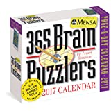 Mensa 365 Brain Puzzlers Page-A-Day Calendar 2017
