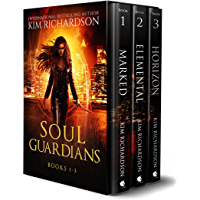 The Soul Guardians Series: Books 1-3
