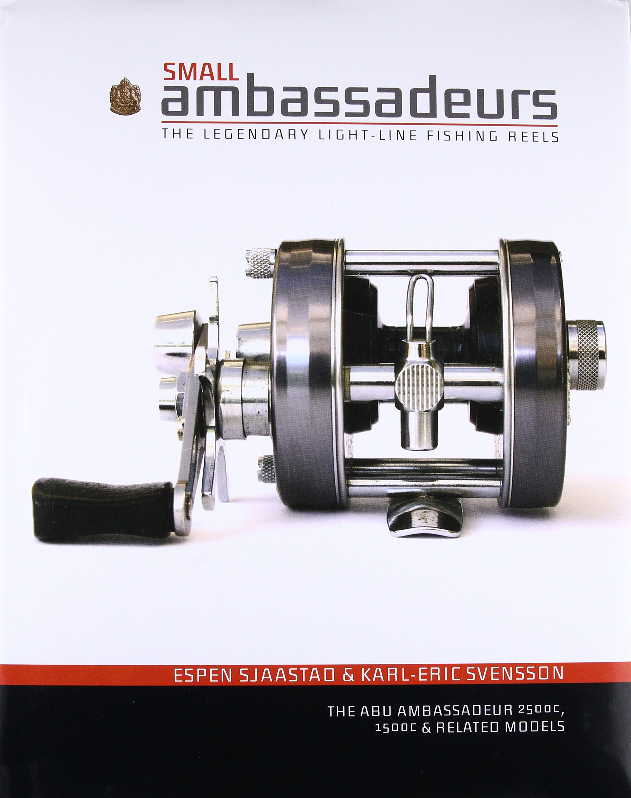 Small Ambadeurs: The Legendary Light-Line Fishing Reels ... on
