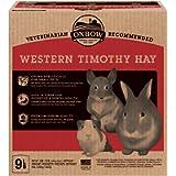 OXBOW Western Timothy Hay, 9 Pound Bag