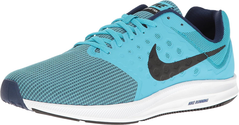 Nike Leatherprotection, Protectores de Dedos. para Hombre, Cloro Azul Negro Binario Azul Blanco, 45 EU: Nike: Amazon.es: Zapatos y complementos