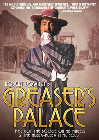 Image result for Robert Downey Sr. - Greaser's Palace