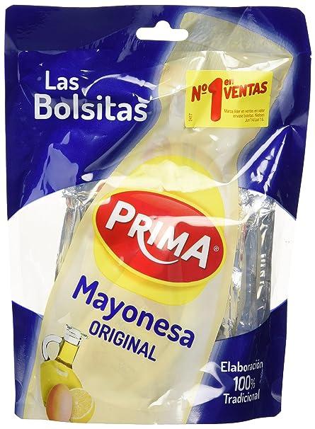 Prima Mayonesa en Sobres Monodosis - Pack de 15 x 10 g - Total: 150