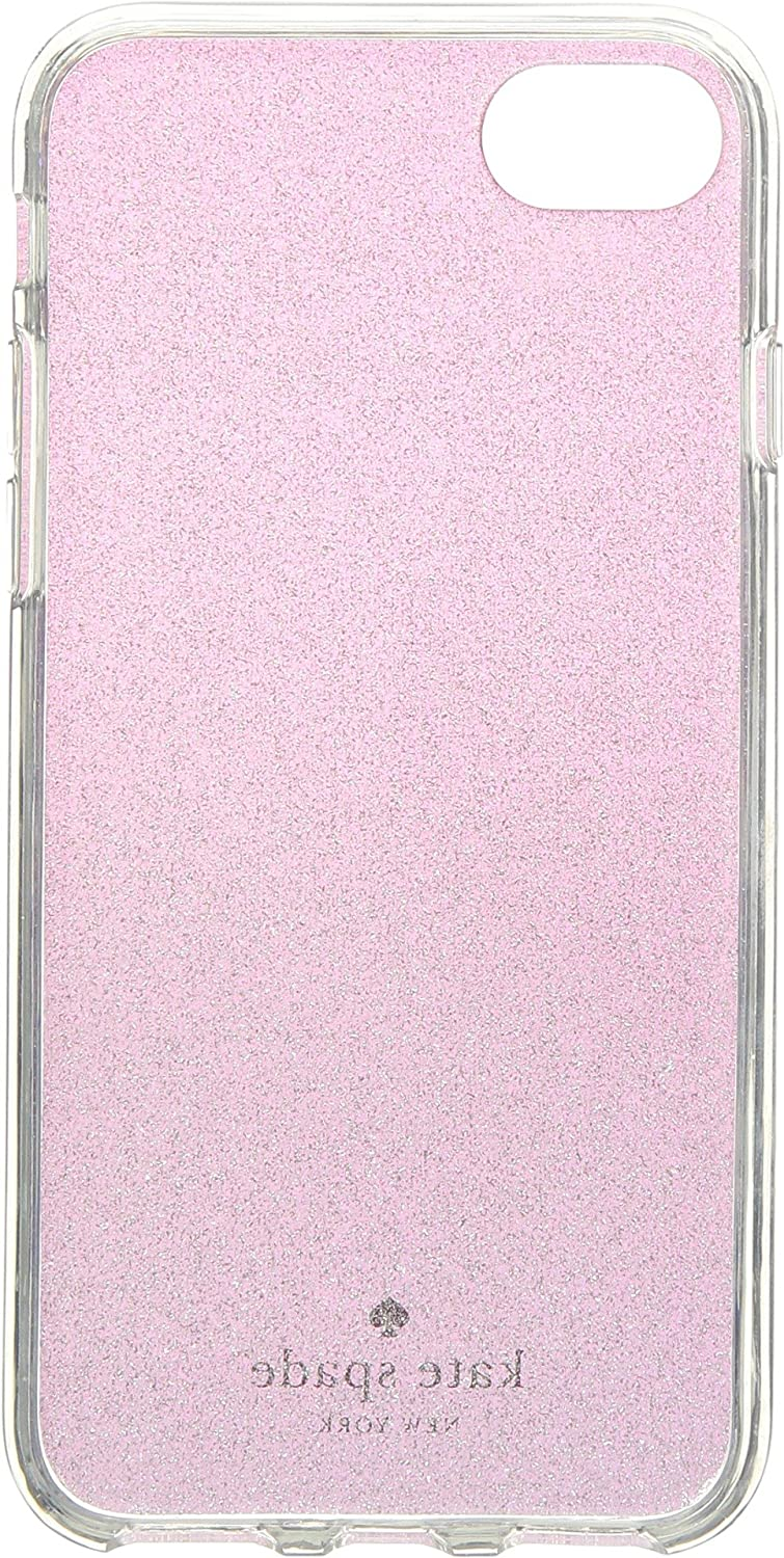 Amazon.com  Kate Spade York Women s Glitter Ombre Phone Case for iPhone 8  Rasberry Multi One Size  Cell Phones   Accessories b2161e2cd2