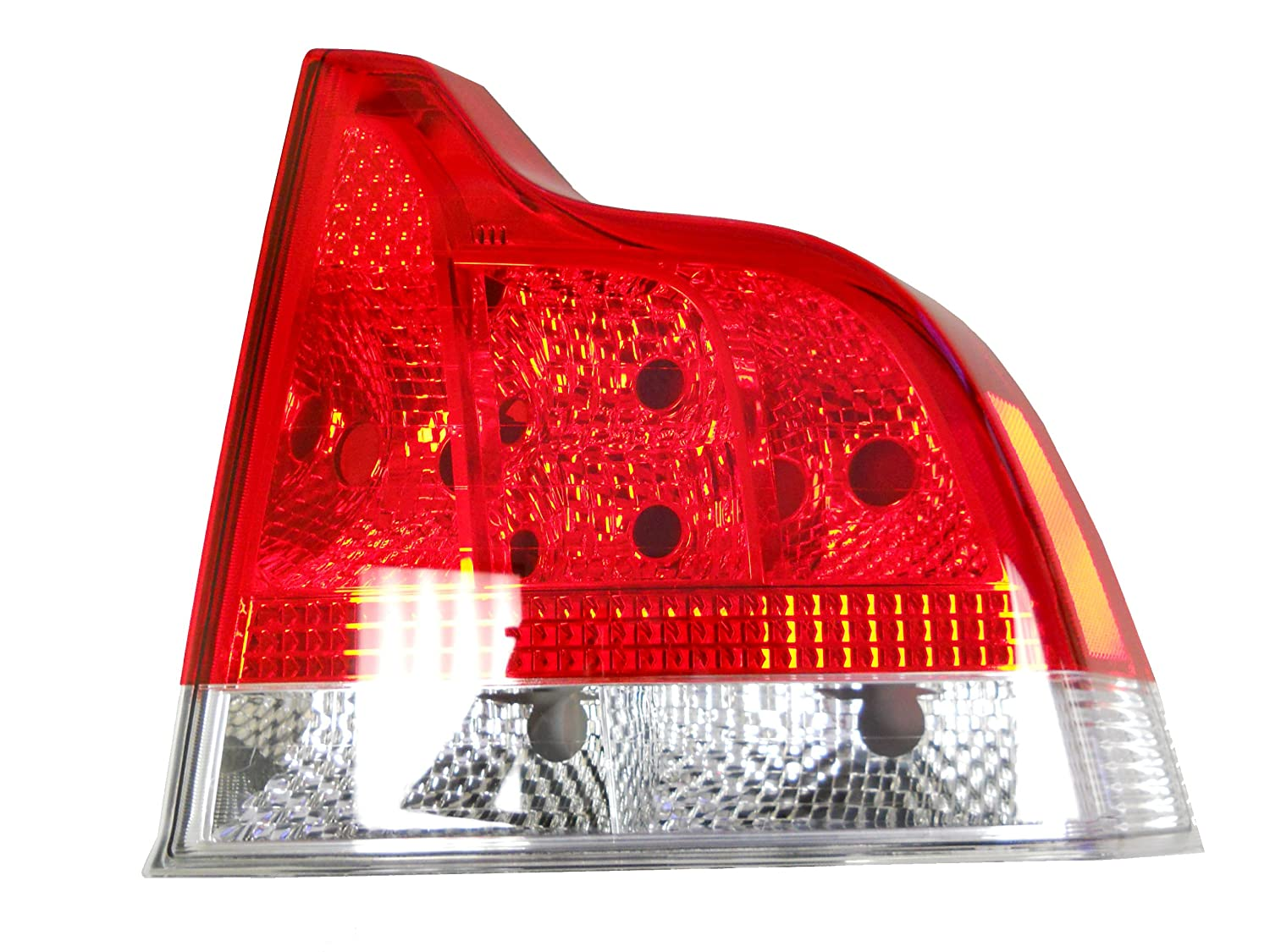 Genuine Volvo S60 2005 2009 Right Hand Rh Passenger Side Tail Light Lamp Bulb Circuit Board W Bulbs Left Or Fits 0206 New Oem Automotive