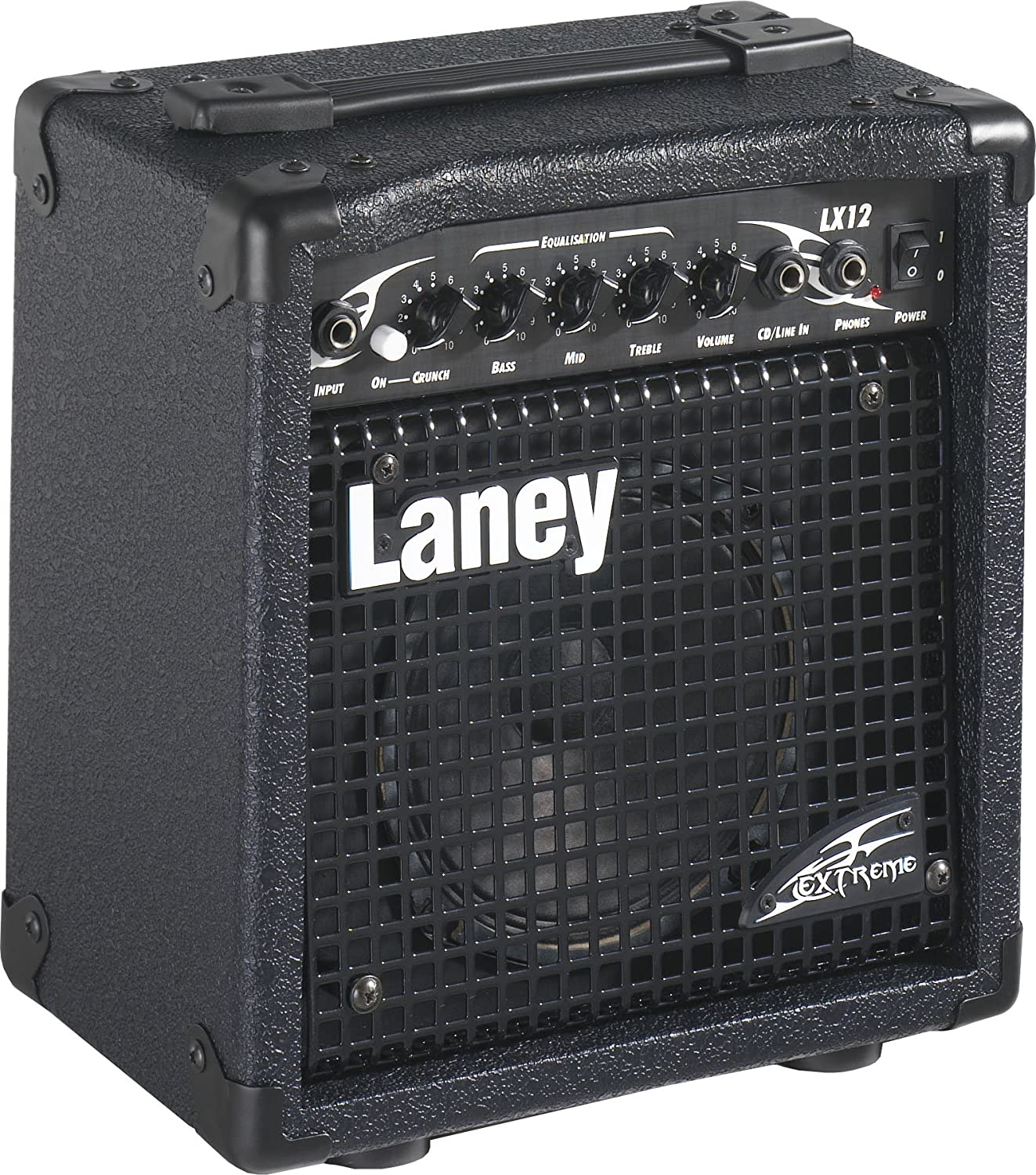 Amazon.com: Laney LX12 solid state amplifier - 12 Watt: Musical Instruments