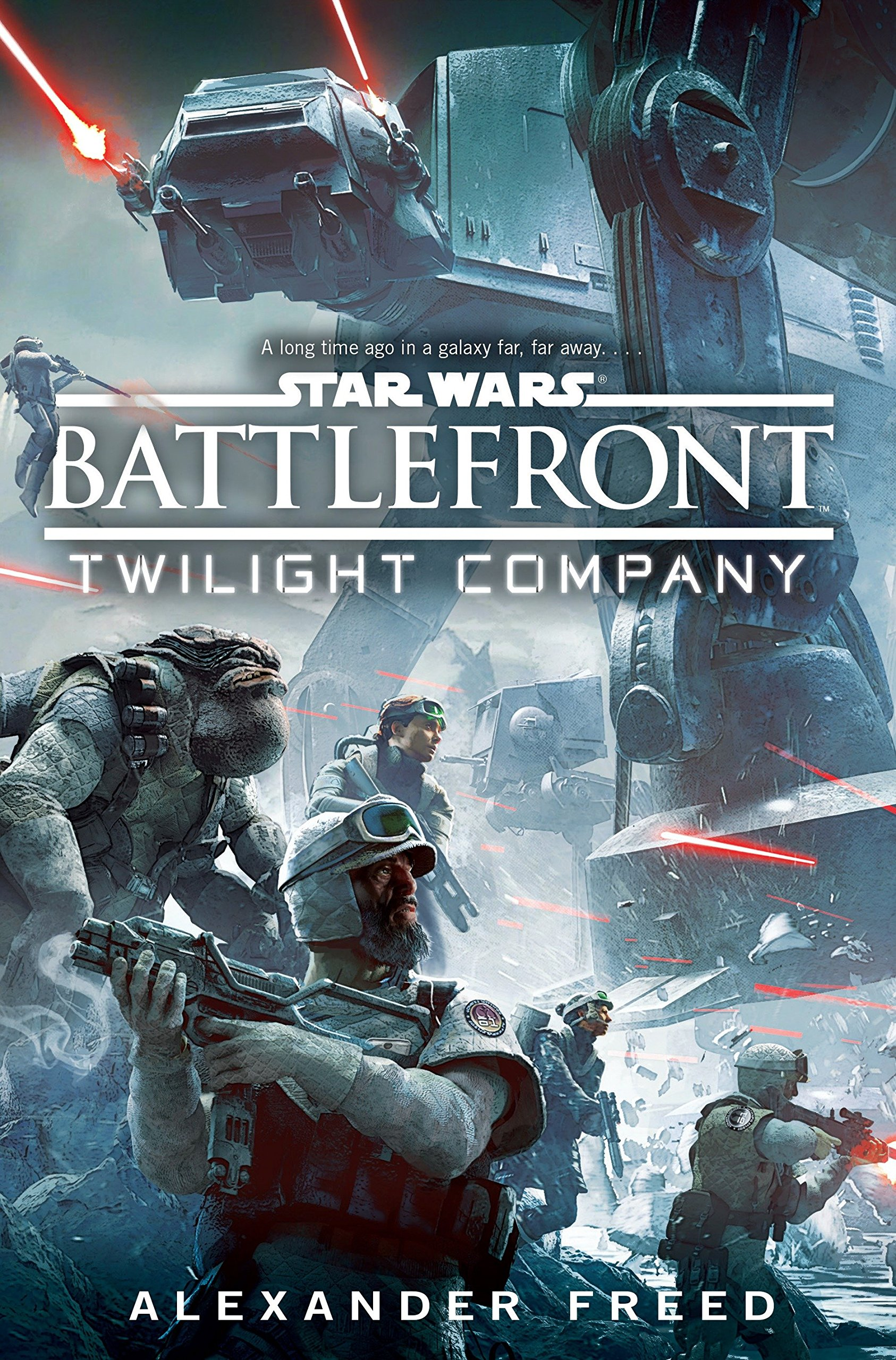 Battlefront: Twilight Company (Star Wars): Amazon.ca: Freed, Alexander: Books