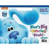 Blue's Big Coloring Book (Blue's Clues & You)