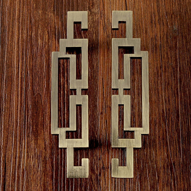 Vintage estilo Retro grifo de cocina para puerta de armario asas pomos para muebles Hardware