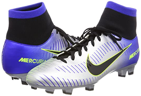 pretty nice f7b99 b497a Nike Mercurial Victory VI DF NJR FG, Chaussures de Football Homme:  Amazon.fr: Chaussures et Sacs