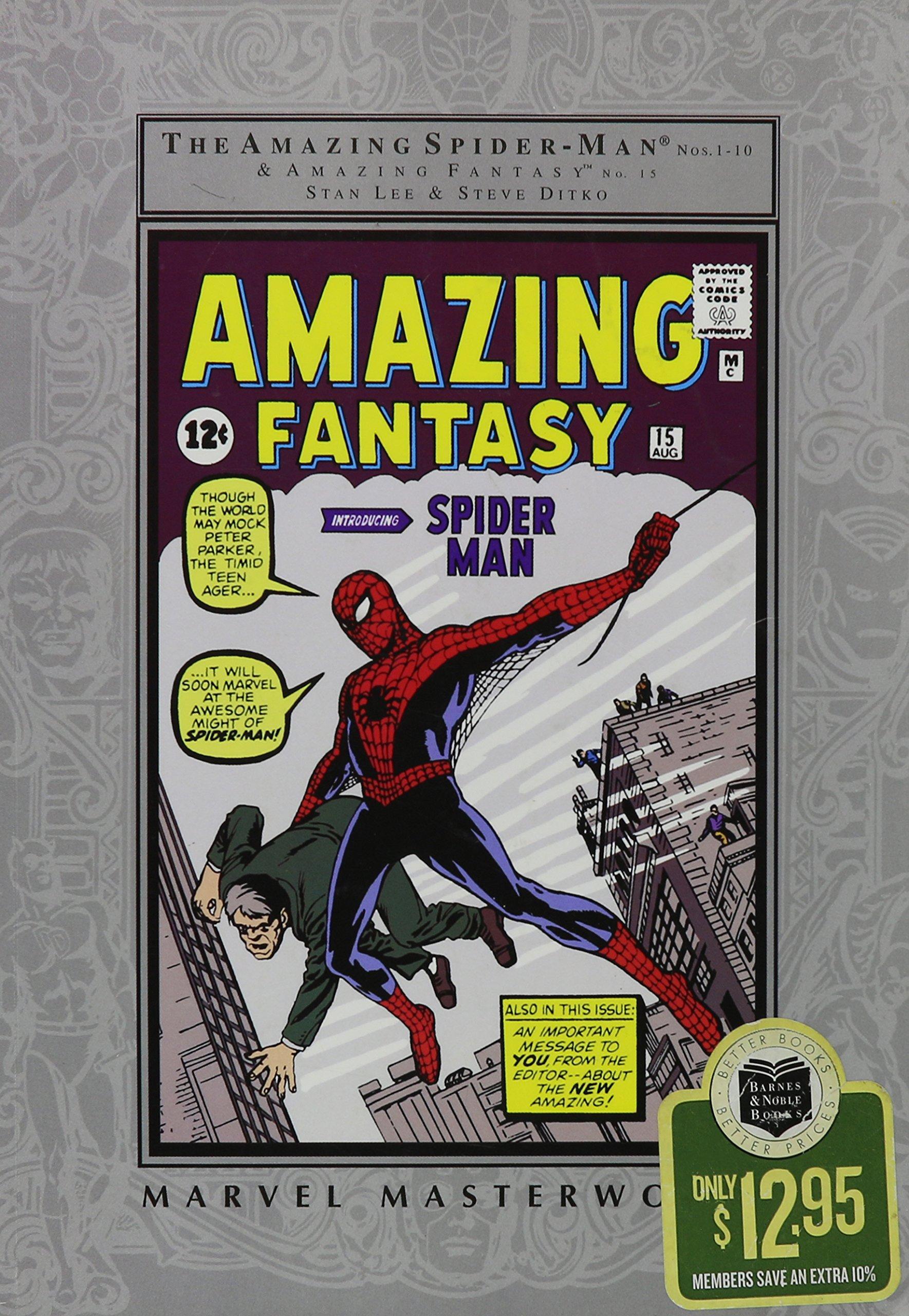 Download The Amazing Spider-Man & Amazing Fantasy No.15 ebook