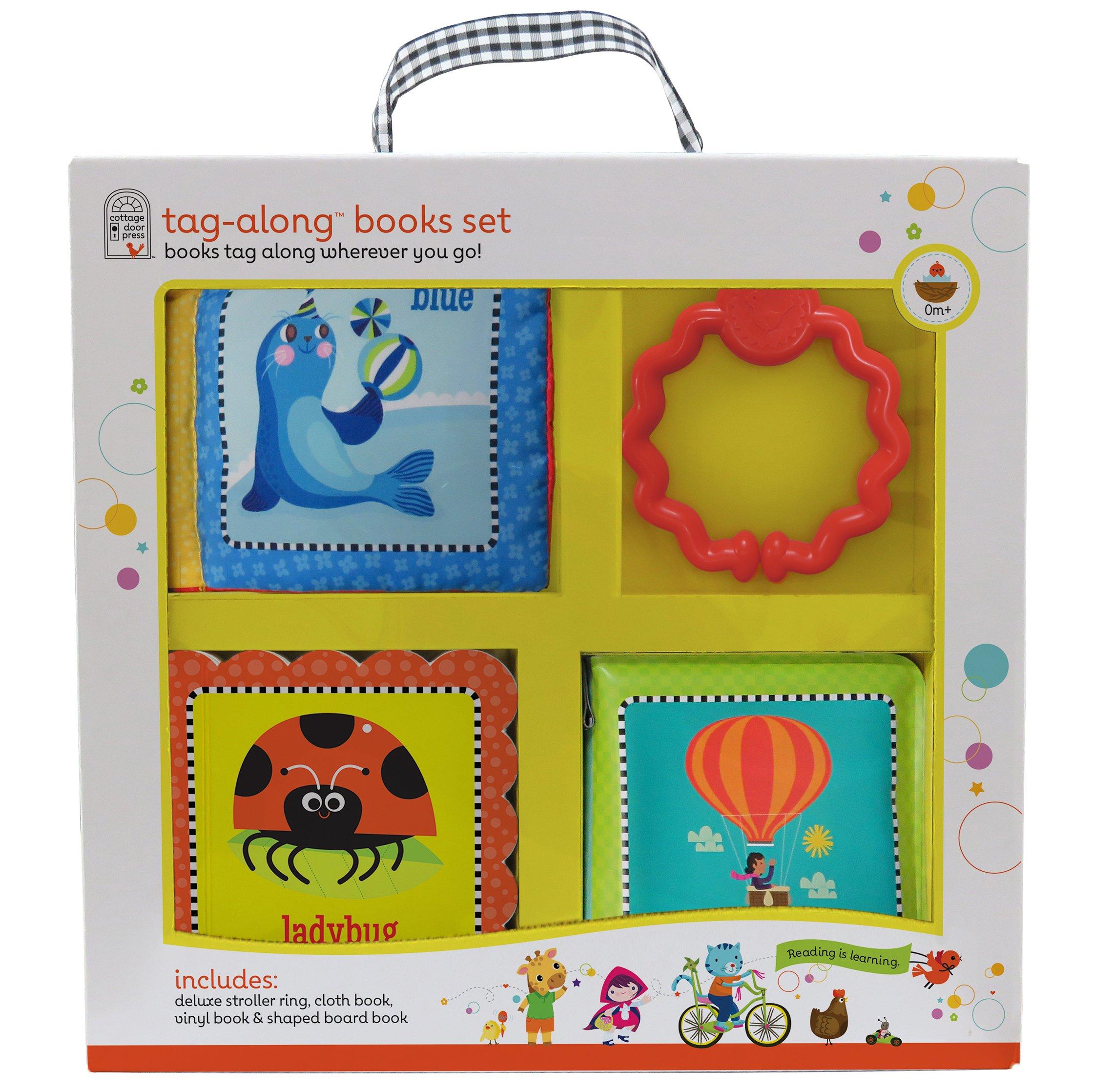 Read Online Tag-Along Books Set (Cloth, Vinyl, and Board Book Set) ebook