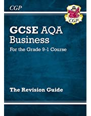 New GCSE Business AQA Revision Guide - for the Grade 9-1 Course (CGP GCSE Business 9-1 Revision)
