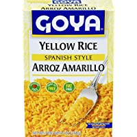 Goya Foods Yellow Rice Mix, 7 Ounce