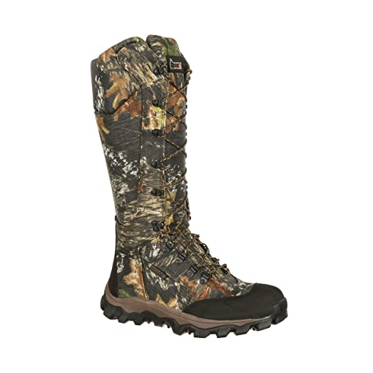 "Men's 16"" Lynx Waterproof Snake Boot-7379 (M10.5)"