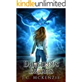 Dangerous Dreams: A Novella (Obsidian Flame Book 1)