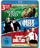Cornetto Trilogy [Alemania] [Blu-ray]