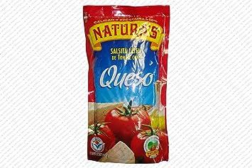 Naturas Cheese Sauce 8 oz - Salsa Con Queso