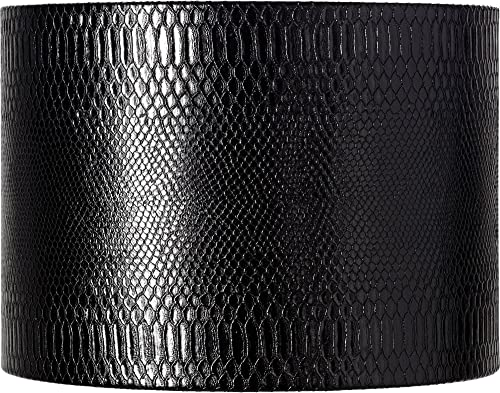Reptile Print Shade with Silver Lining 15x15x11 Spider – Springcrest