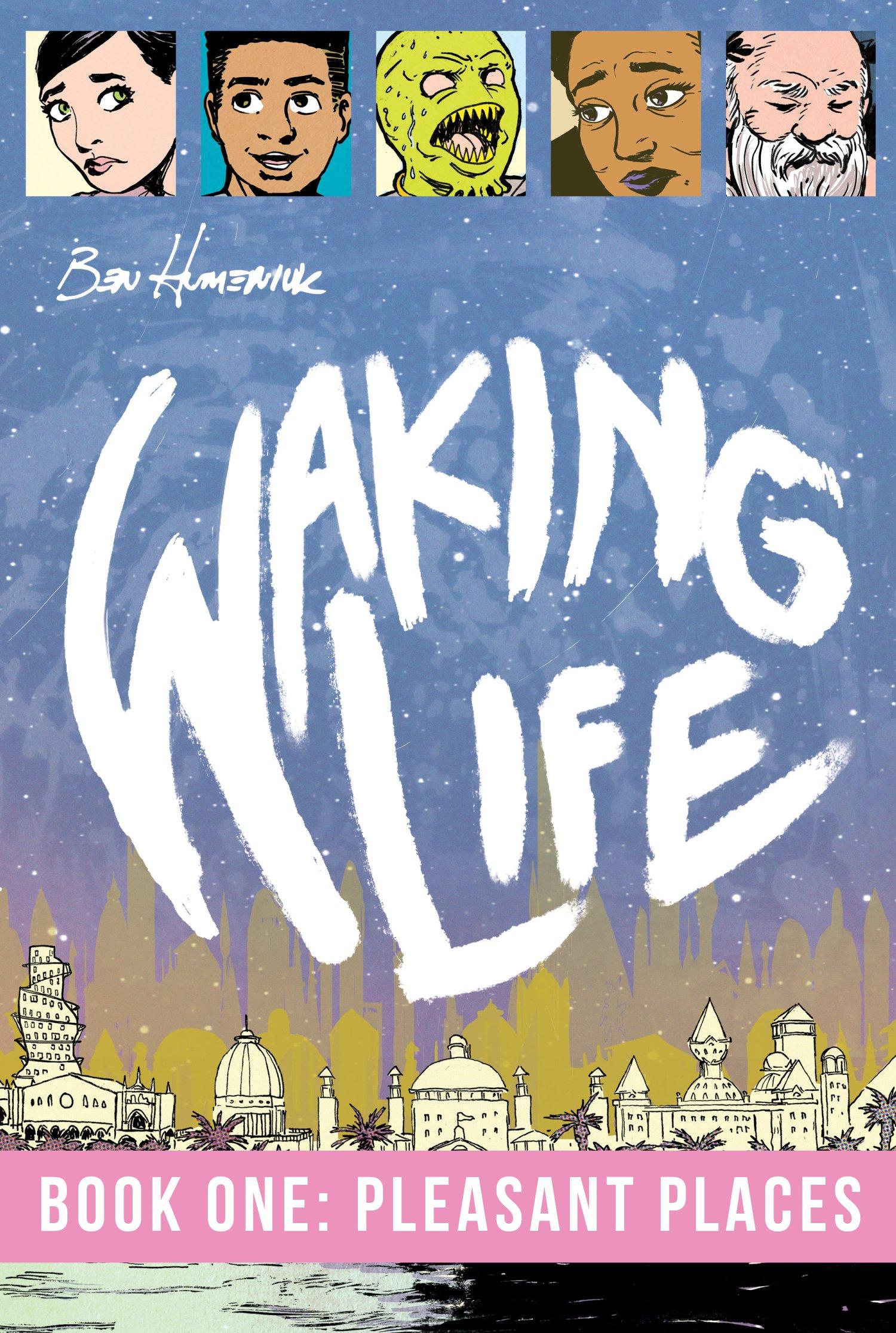 Download Waking Life 1: Pleasant Places pdf epub