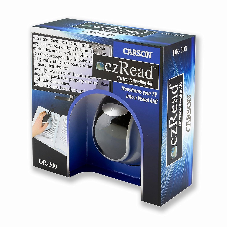 Carson EZRead Electronic Digital Reading Aid Magnifier DR-300