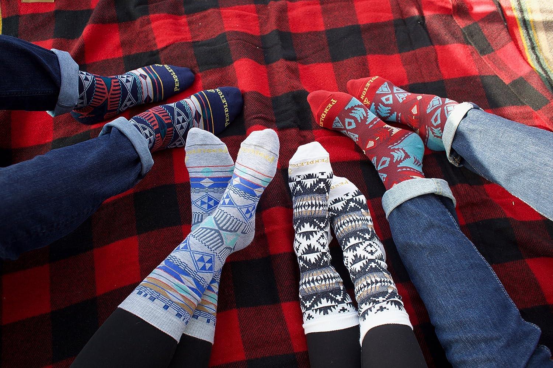 Pendleton Mens Crew Socks