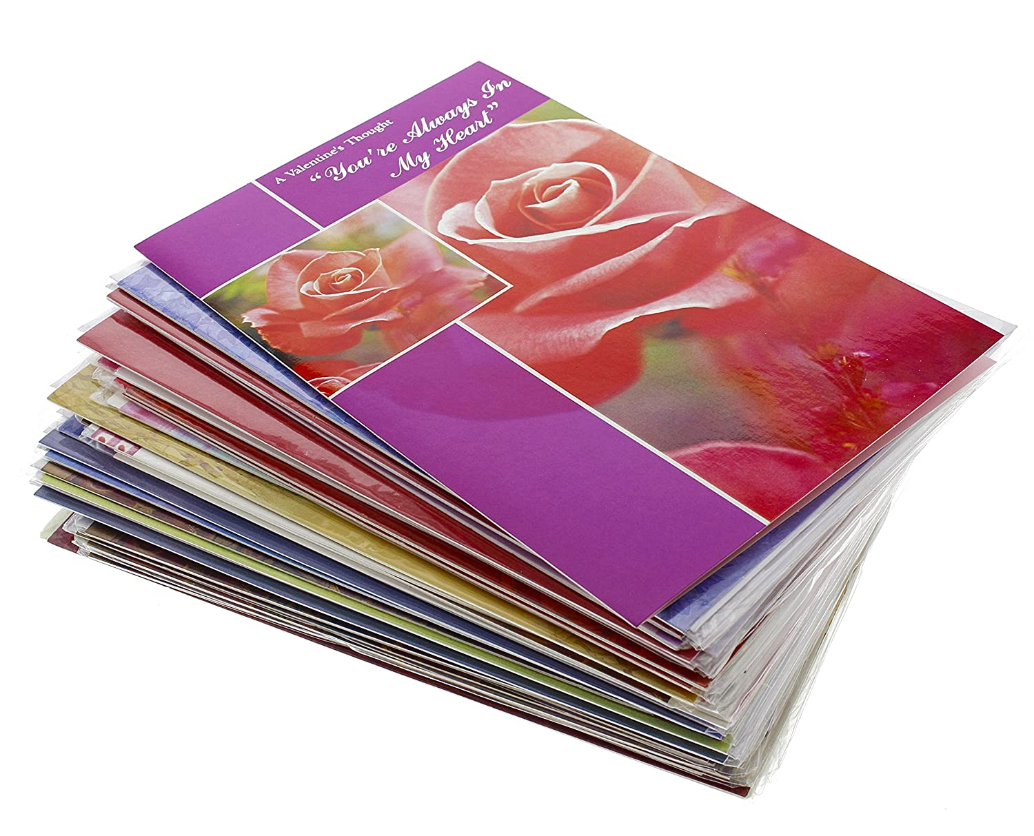 Amazon Valentines Day Cards Assortment 50 Pack Romance