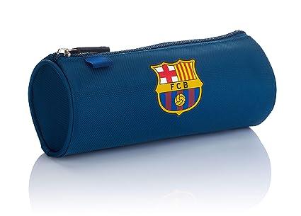 Amazon.com: Barcelona F.C. Estuche para lápices, bolsa Fc ...