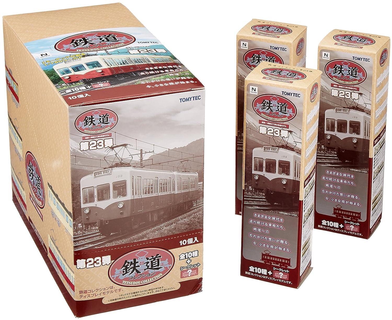 トミーテック ジオコレ 鉄道コレクション 鉄コレ 第23弾 BOX ジオラマ用品 (メーカー初回受注限定生産) B01EFDHEMO