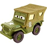 Disney/Pixar Cars Precision Series Sarge Premium Die-cast Car