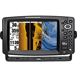 Humminbird 999ci HD SI Combo Fish Finder System, Black