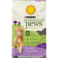 Purina® Yesterday's News® Unscented Soft Texture Cat Litter 12kg Bag