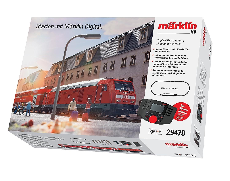 Märklin Starterset H0 29479 Regional-Express