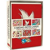 Kimono Note Cards: 6 Blank Note Cards & Envelopes: 6 Blank Note Cards & Envelopes (4 x 6 inch cards in a box)