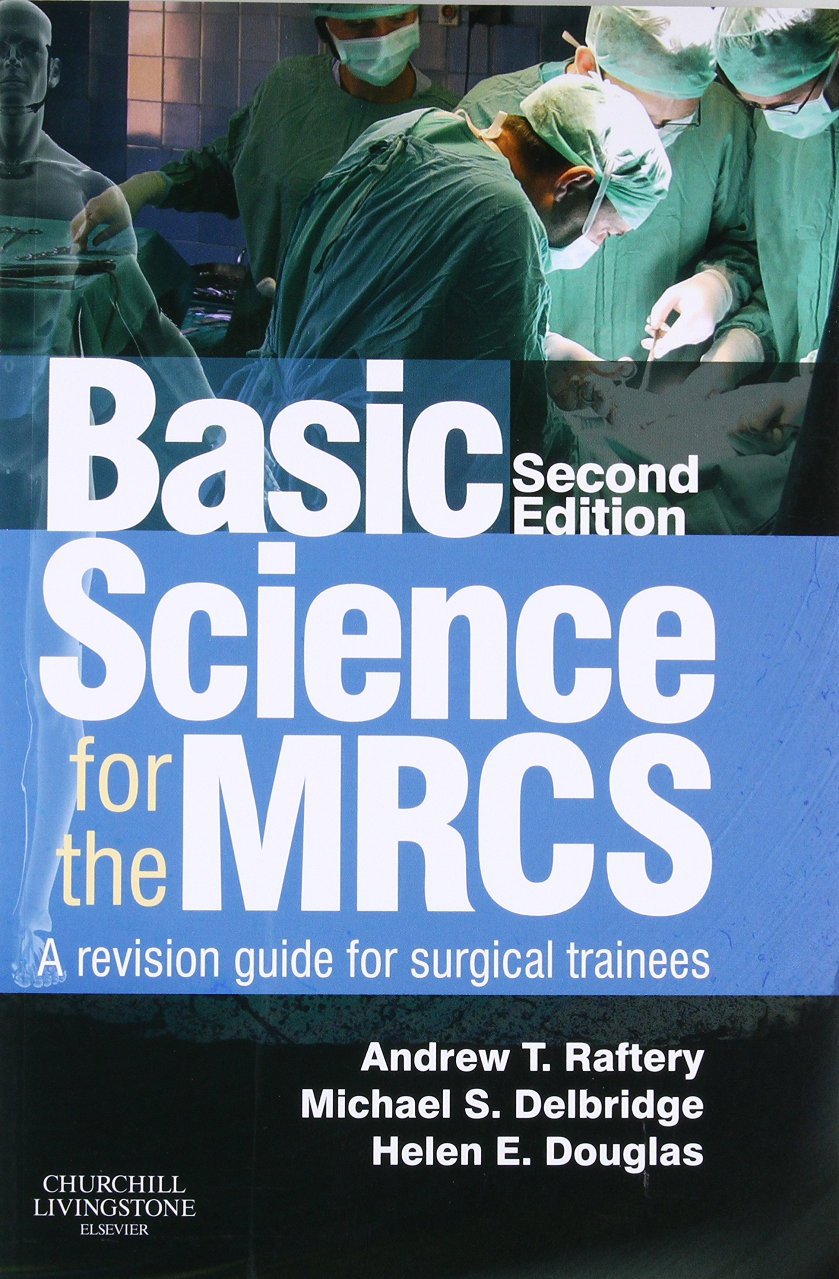 Basic Science For The MRCS  MRCS Study Guides