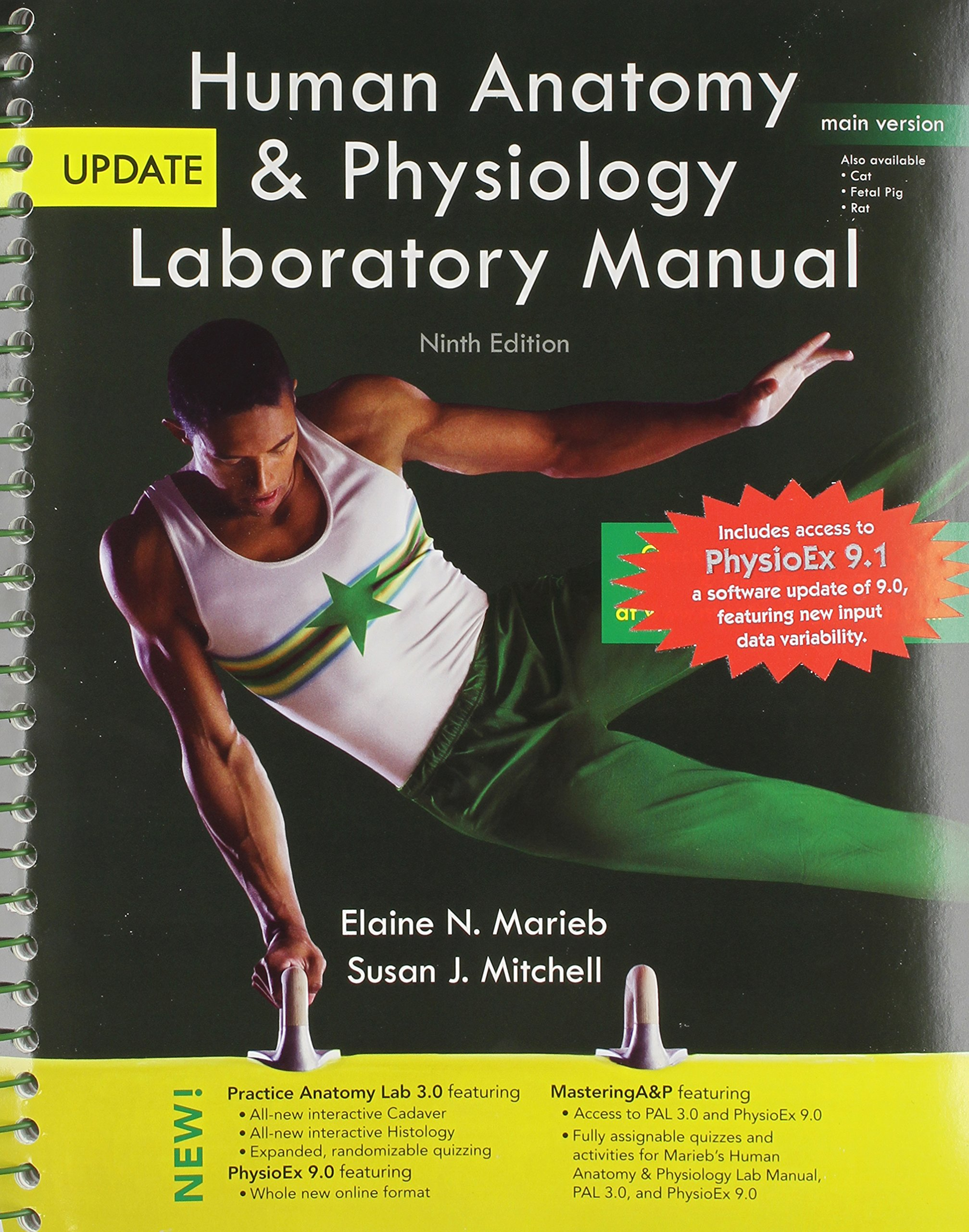 Buy Human Anatomy & Physiology + Mastering A&P With Etext Package + ...
